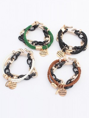 Chic Occident Retro Exotic Personality Bracelet