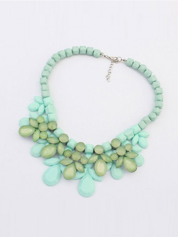 Stylish Occident Stylish Celebrity Street shooting Temperament Necklace