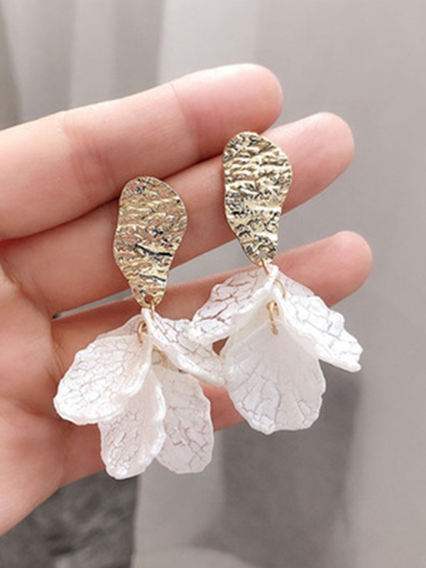 New Hot Sale Flower Earrings