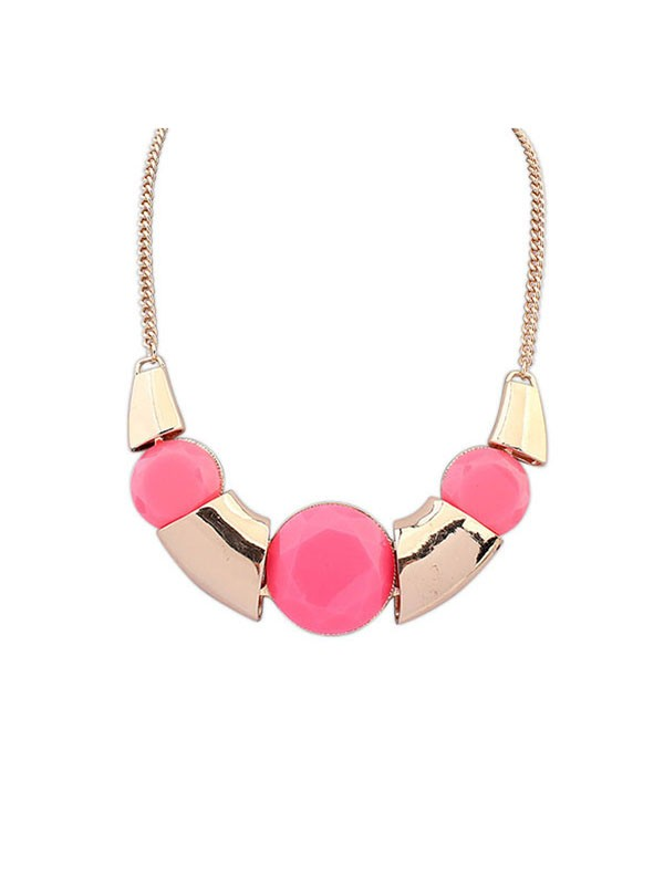 Gorgeous Occident New Exotic Necklace